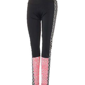 Onzie yoga leggings Pink, White & Black